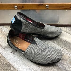 Toms Slip On Shoes size 8.5